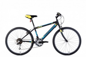 "Rower MTB 24"" Buffalo Boy Shimano Tourney TY21"