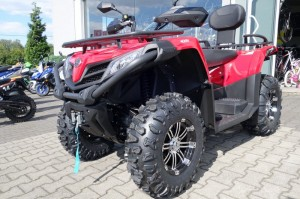 Quad CF Moto C Force 520 EFI, EPS RED(2019) (1)