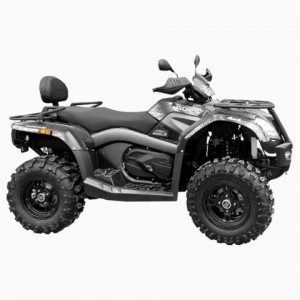 QUAD ATV GOES 450 IRON BENYCO