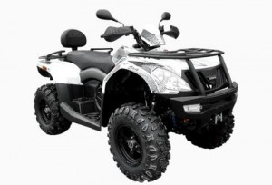 QUAD ATV GOES 500 COBALT MAX BENYCO