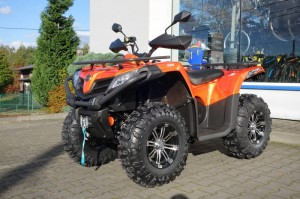 Quad CF Moto C Force 450 EFI EPS