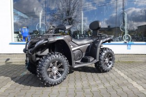 Quad CF Moto C Force 520 EFI (2018)