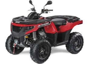 Quad Arctic Cat Alterra 700i