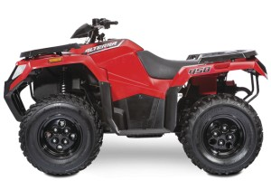 Quad Arctic Cat Alterra 450