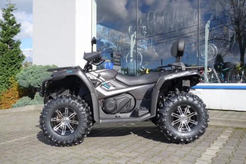 Quad CF Moto C Force 520 EFI (2018) #2