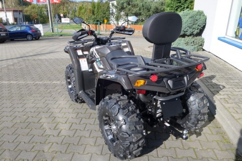 Quad CF Moto C Force 520 EFI (2018) #6