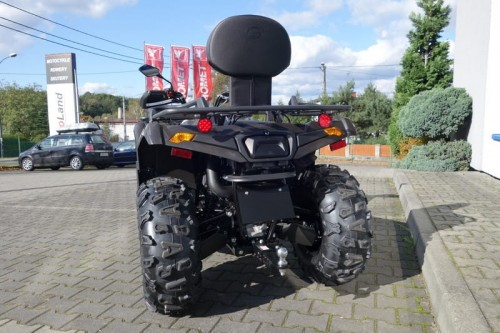 Quad CF Moto C Force 520 EFI (2018) #11