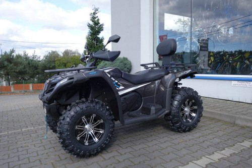 Quad CF Moto C Force 520 EFI (2018) #15