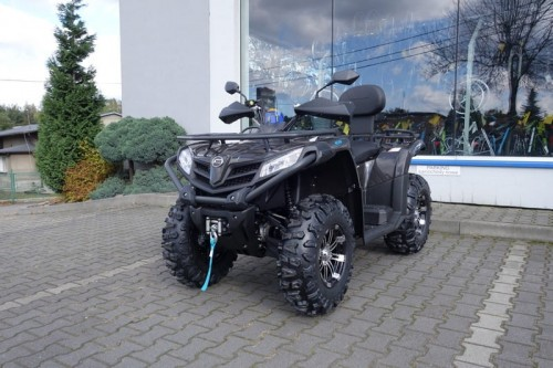Quad CF Moto C Force 520 EFI (2018) #16