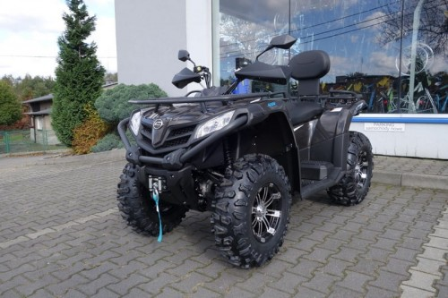 Quad CF Moto C Force 520 EFI (2018) #17