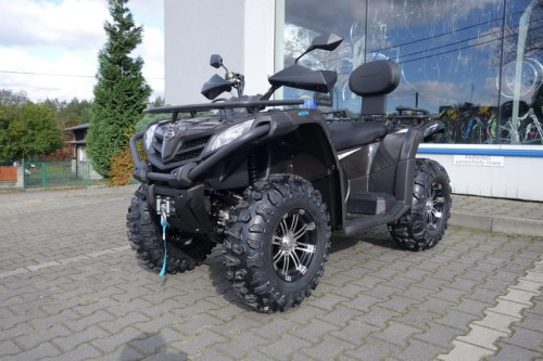 Quad CF Moto C Force 520 EFI (2018) #18