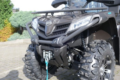 Quad CF Moto C Force 520 EFI (2018) #19