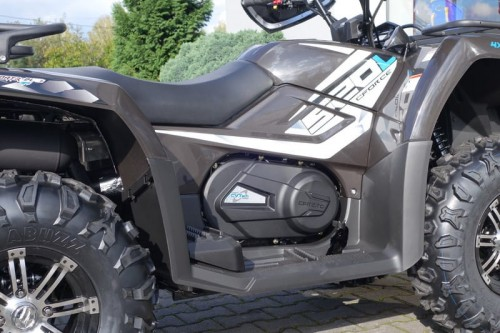 Quad CF Moto C Force 520 EFI (2018) #39
