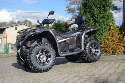 Quad CF Moto C Force 520 EFI (2018) #40