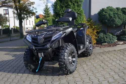 Quad CF Moto C Force 520 EFI (2018) #41