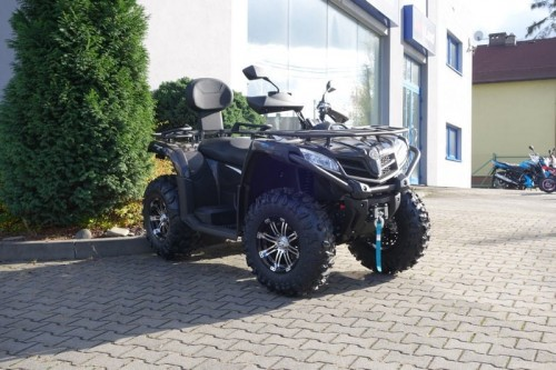 Quad CF Moto C Force 520 EFI (2018) #42