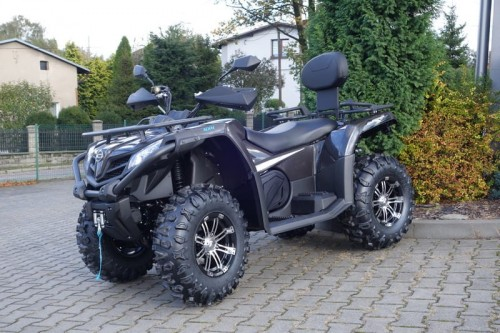 Quad CF Moto C Force 520 EFI (2018) #43