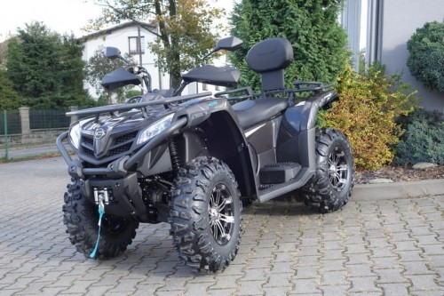 Quad CF Moto C Force 520 EFI (2018) #45