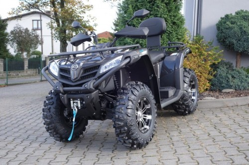 Quad CF Moto C Force 520 EFI (2018) #46