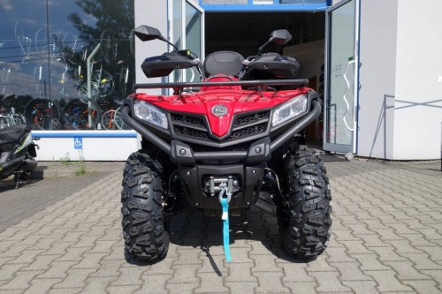 Quad CF Moto C Force 520 EFI (2018) #52