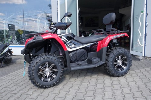 Quad CF Moto C Force 520 EFI (2018) #56