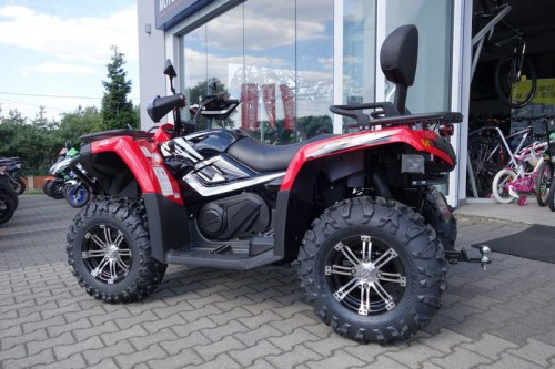 Quad CF Moto C Force 520 EFI (2018) #57