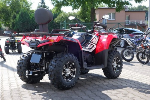 Quad CF Moto C Force 520 EFI (2018) #64