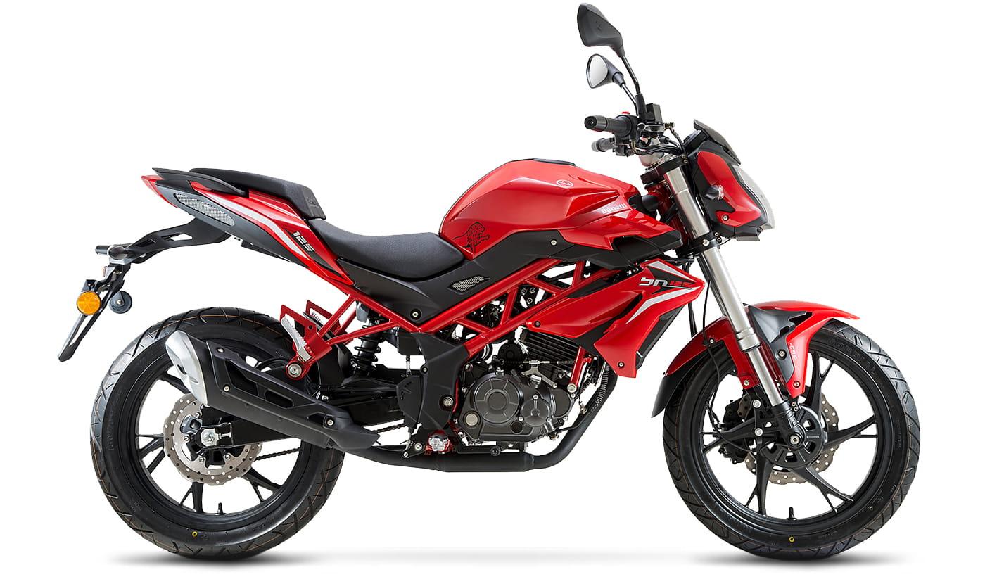 Benelli BN 125 2020 | Motoren en Toerisme